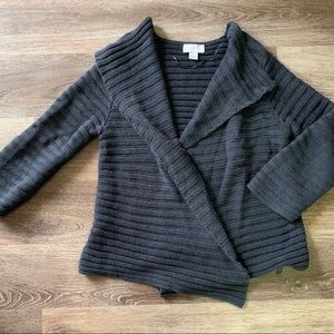 Ann Taylor wrap cardigan. Used and loved, Sz S